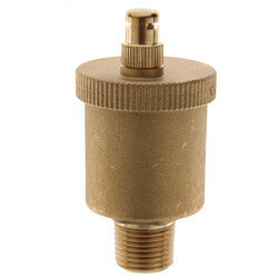"""1/2"""" NPT MINICAL Auto Air Vent w/ Safety Cap Product Image"""