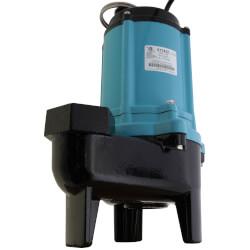 10SC-CIM 1/2 HP, 120 GPM - Submersible Man. Sewage Pump, 20' Cord Product Image