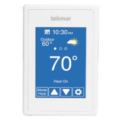 WiFi Thermostat - One Stage Heat Product Image