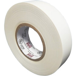 General Purpose Vinyl Electrical Tape (White) Product Image
