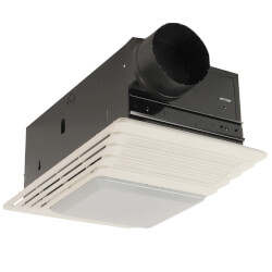 """655 Heater, Fan & Light Combo - 4"""" Round Duct<br>(70 CFM) Product Image"""