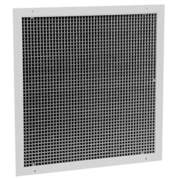 """8"""" x 8"""" Return Grille <br>(RE5 Series) Product Image"""