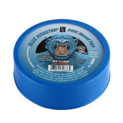 """Blue Monster 3/4"""" PTFE Thread Seal Tape Product Image"""