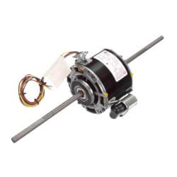 """5"""" 2-Spd Fan/Blower Motor w/o Base (208-230V, 1625 RPM, 1/4, 1/8 HP) Product Image"""