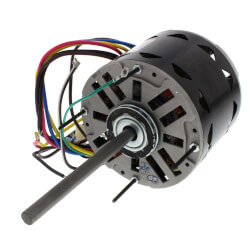 """5-5/8"""" 3-Speed High Efficiency Blower Motor (277V, 1075 RPM, 1/3 HP) Product Image"""