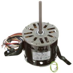 "5-5/8"" 4-Speed Fleximount Fan/Blower Motor (277V, 1075 RPM, 1/3 HP) Product Image"