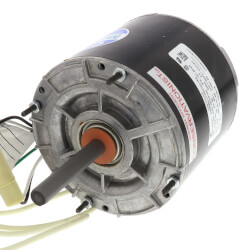 """5"""" Multi Fit Condenser Fan Motor (208-230V, 1075 RPM, 1/4, 1/5, 1/6 HP) Product Image"""