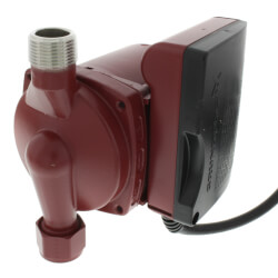 """UP15-10SU7P/LC, Comfort Hot Water Recirculation Pump, 115v (3/4"""" MPT x FPT) Product Image"""