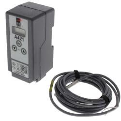 Single Stage Digital Temp Control w/ 9-3/4' Leads (120/240V SPDT) Product Image