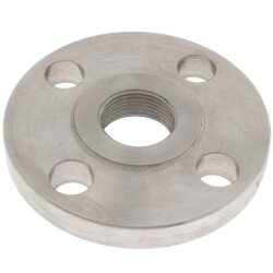"""1"""" Stainless Steel ANSI<br>RF Threaded Flange Product Image"""