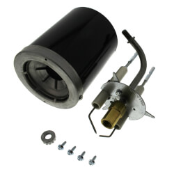 """4-1/2"""" Air Tube Combination w/ F3 Head for AF, AFG Series Product Image"""