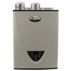 160,000 BTU Condensing Ultra-Low NOx Indoor Tankless Water Heater (NG) Product Image