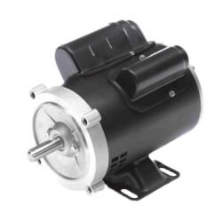 Capacitor Start ODP Rigid Base Motor, 1/2 HP, 3450 RPM (115/208-230V) Product Image
