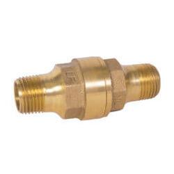 "1/2"" Brass Ball Drip Valve (Lead Free) Product Image"