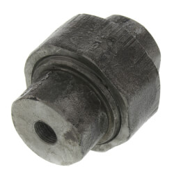 """1/8"""" 3000# A105N Carbon Steel Union (NPT) Product Image"""