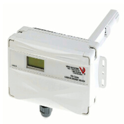 Carbon Dioxide (Sensor w/ LCD Display (NDIR, Duct Mount) Product Image
