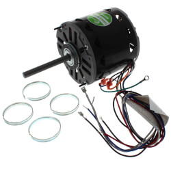 """5-5/8"""" Indoor Blower Motor (115V, 1075 RPM, 1/2 HP) Product Image"""