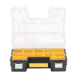 10 Compartment Deep Pro Small Parts Organizer Product Image