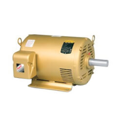 5 HP 230/460v General Purpose Motor, 1760 RPM, 3PH, 184T, 3640M, OPSB, F1 Product Image