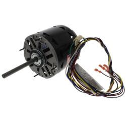 "5-5/8"" PSC Motor, 1/2 - 1/6 HP, 1075 RPM, Reversible (115V) Product Image"