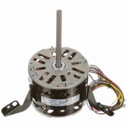 "5-5/8"" 3-Speed Fleximount Fan/Blower Motor (115V, 1075 RPM, 1/4 HP) Product Image"