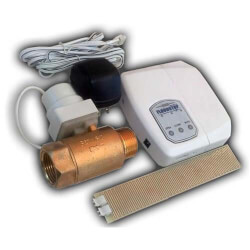 """Water Heater FloodStop w/ 3/4"""" Ball Valve Product Image"""