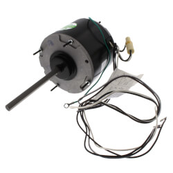 """5-5/8"""" 1-Speed Sleeve Bearing Motor<br>w/ B Class Insulation Product Image"""