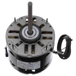 """5-5/8"""" 1-Spd Fan/Blower Motor w/ Capacitor (115V, 1050 RPM, 1/8 HP) Product Image"""