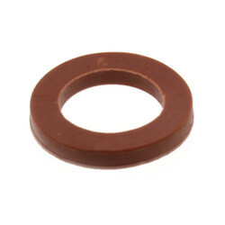 """3/4"""" Rubber Garden Hose Washer, Lead Free (Box of 100) Product Image"""