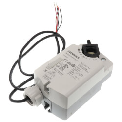 2 to 10 Vdc (Modulating)<br> Spring Return Electric <br>Damper Actuator Product Image