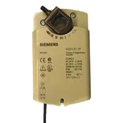 GQD 2-Position 20 lb-in Damper Actuator w/ Plenum Cabling (120V) Product Image