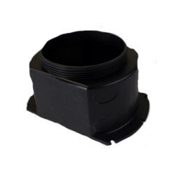 """1/4""""-2"""" Aerator Adapter for #2 Firestop Sleeve & #3 Hollow Sleeve Product Image"""