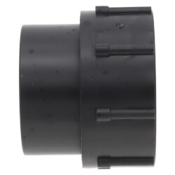 """1-1/4"""" Spigot x FIPT ABS DWV Female Adapter Product Image"""