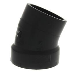"2"" Spigot x Hub ABS 22-1/2° Street Elbow Product Image"