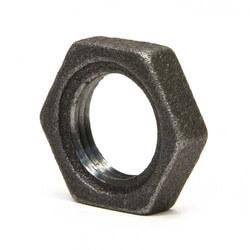 """3/4"""" Black Locknut Product Image"""