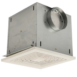 """L150 Ceiling & Wall Mount Ventilation Fan, 6"""" Round Duct (157 CFM) Product Image"""