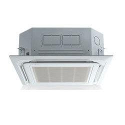 36,000 BTU Ductless Single Zone Ceiling Cassette Inverter Heat Pump & Air Conditioner (Indoor Unit) Product Image
