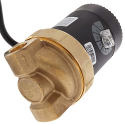 """E1-BCSVNNNW-01 Circulating Pump w/ Adjustable Speed and Plug (1/2"""" Sweat) Product Image"""