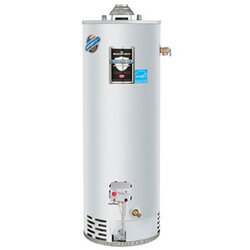 50 Gallon - 40,000 BTU Defender Safety System High Efficiency Residential Water Heater (NG) Product Image