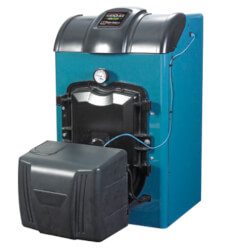 MPO-IQ147B 112,000 BTU Output, Energy Star Rated Oil Fired High Efficiency 3-Pass Boiler (No Burner) Product Image