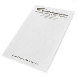 SupplyHouse Notepad Product Image
