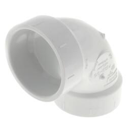 "1-1/2"" PVC DWV 90° Elbow Product Image"