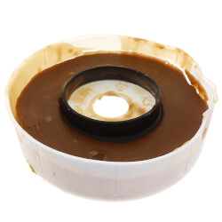 PRO Series Extra Thick Wax Gasket w/ Flange, No Bolts Product Image