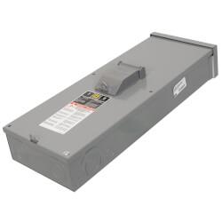 QO 2 Pole Outdoor Main Breaker Load Center Circuit Breaker Enclosure, 120/240V (200A) Product Image