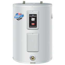 19 Gal. Lowboy Energy Saver Electric Heater, 240V Product Image
