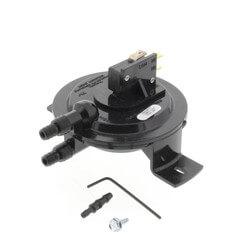 "OEM Pressure Sensing Switch (.25/1.0"" W.C.) Product Image"