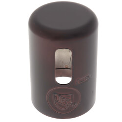 Oil Rubbed Bronze Dishwasher Air Gap Cap Product Image