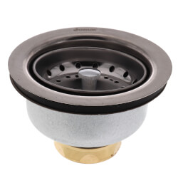 300 Grade Stainless Steel Sink Strainer Product Image
