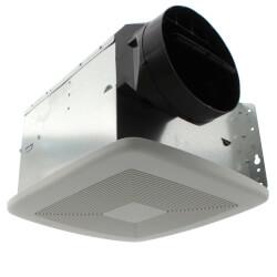 """SSQTXE110 SmartSense Vent Fan w/ Control<br>6"""" Duct, 110 CFM Product Image"""
