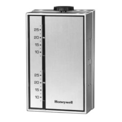 Heavy Duty Line<br>Voltage Thermostat<br>2 Heat/2 Cool (8&#176;C to 29&#176;C) Product Image